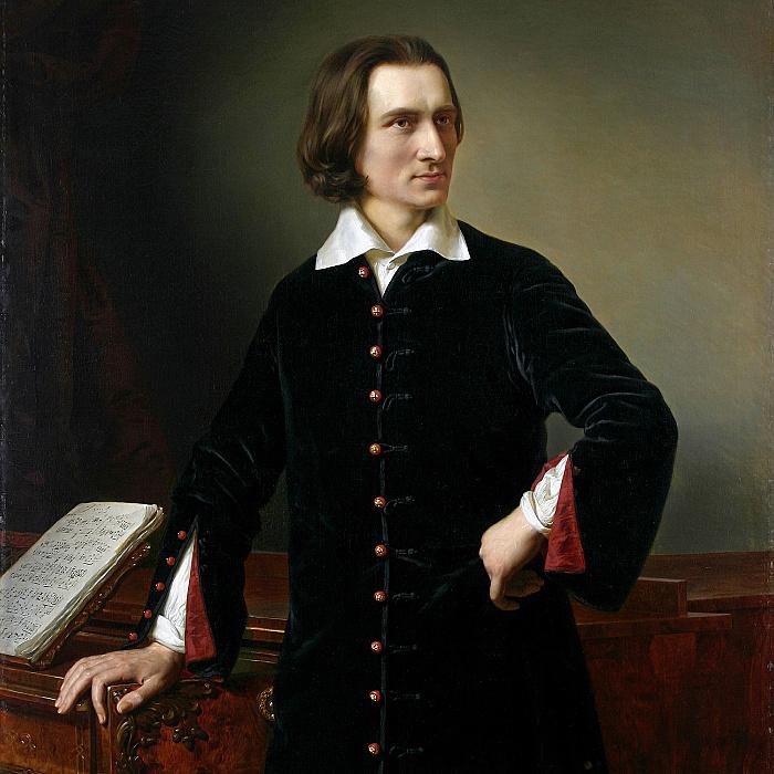 Liszt Születésnapi Fesztivál a Zeneakadémián